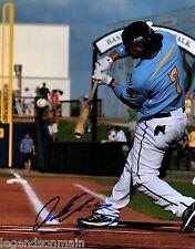 Oswaldo Arcia Minnesota Twins Autographed 8x10  Photo comes with COA oa5T