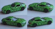 Majorette - Mercedes AMG GT grün