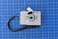 Canon IXUS II Zoom Lens  23-46mm 1:4.2-5.6 Digitalkamera defekt S-2105