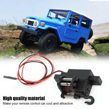 RC Car Automatic Winch Fit for 1/16 RC Car WPL C34 C34K C34KM Vehicle Accessory