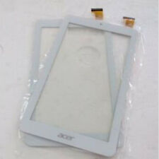 """2pcs/lot For 7"""" Acer Iconia One B1-790 A6004 Touch Screen Digitizer Glass White"""