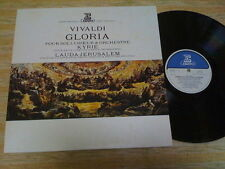 VIVALDI-Gloria  Stephane Caillat  Japan LP