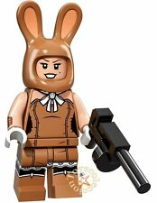 LEGO MINIFIGURES SERIE THE BATMAN MOVIE 1 MARCH HARRIET 71017 ORIGINAL MINIFIG