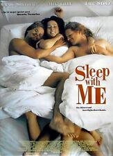 SLEEP WITH ME 1994 Meg Tilly, Eric Stoltz, Craig Sheffer DANISH POSTER