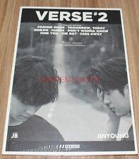 JJ Project JJP Verse 2 TODAY VER. CD + PHOTO ESSAY + FOLDED POSTER SEALED