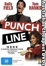 Punch Line DVD NEW, FREE POSTAGE WITHIN AUSTRALIA REGION  4