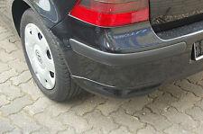 Rear Bumper flaps for VW Golf MK4 IV 4 spoiler elerons extension Skirt Corners