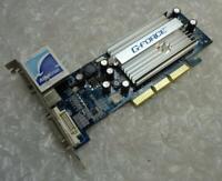 256MB Albatron Nvidia 10816214P510 N15141 GF 6200 AGP Graphics Card Unit / GPU