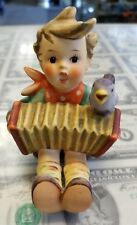 "Hummel Goebel # 110 ""let's sing"" very nice condition beautiful figurine !!"