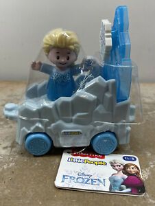 Fisher Price Little People Disney Princess Elsa Frozen Parade Float