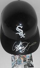 Avisail Garcia Chicago White Sox Autographed Signed Souvenir Full Size Helmet A