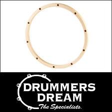 """Brand New Gibraltar 14"""" Wooden Hoop For 10 Lug Drum BATTER SIDE GSC1410WTT"""