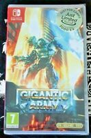 Gigantic Army - Limited Edition SWITCH PAL ESPAÑOL FRANÇAIS ENGLISH NEW SEALED