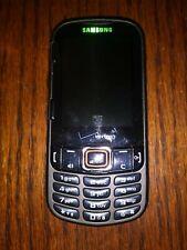 Samsung Intensity III SCH-U485 Mirror Black (Verizon) Cell Phone Tested working