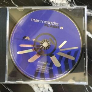 Macromedia Flash 5: Windows & Mac OS