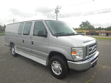 Ford E-350 Extended Cargo Delivery Van Utility Service Work Truck Bins 2013