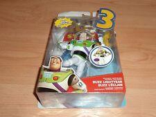 Toy Story 3 : Buzz Lightyear Spin Kicking. Mattel, a estrenar en blister