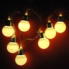 Lichtschläuche & -ketten mit Batterie LED