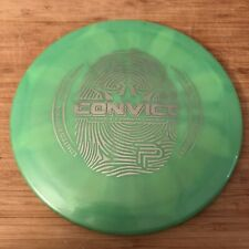 Dynamic Discs Hybrid Burst Convict Limited Edition! 168g. Has Ink