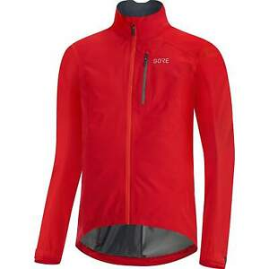 Gore Wear C3 Gore-Tex Paclite Jacket Red Size Large
