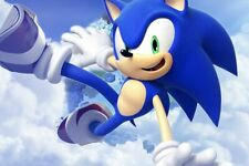 """Sonic Lost World 24 x 36"""" Poster"""