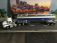"First Gear 1:64 Scale ""ARCO"" Mack Pinnacle with Tanker Trailer"