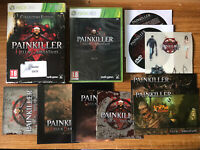 Painkiller Hell & Damnation uncut Collectors Edition (Xbox 360) Brand New Sealed