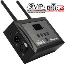 Chauvet FLARECON AIR Cell Phones & Tablets Turn Into Wireless DMX Controllers