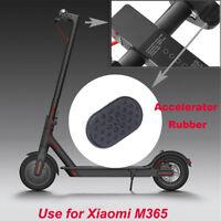 2pcs Xiaomi Scooter Accelerator Rubber Black Cover Replacement Part Mijia M365