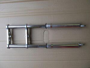 Mini dirt bike forks complete crosser mx orion