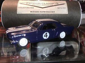 Dinkum Classics 1966 Ford Mustang Pony Neptune Racing N.Beechey #90 - 1:43 Scale