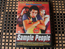 DVD: Sample People : Kylie Minogue