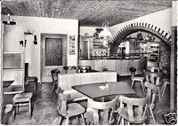 AK, Braunlage Harz, Wurmberg-Baude, Gastraum Version 1, um 1960