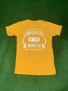 "The Office Dunder Mifflin ""Employee Of The Month"" T-Shirt Size Medium"