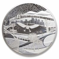 "2009 Canada ""Canada of Today"" - Kilo of 99.99% silver - all original packaging"