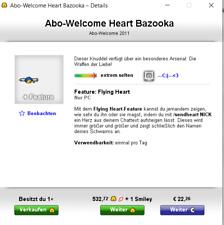 Knuddels.de Smiley Heart Bazooka