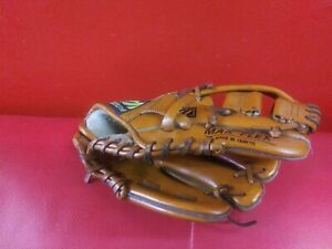 "Mizuno Baseball Softball Glove 13"" Steer Hide MZ 1320 Mitt Super Flex Palm"