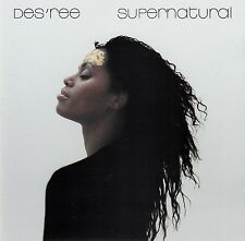 DES'REE : SUPERNATURAL / CD - TOP-ZUSTAND