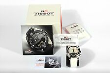 Tissot Ladies Watch T-Touch II White Mother of Pearl T0472204611600