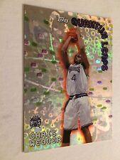 2000-01 Topps Quantum Leaps #QL1 - Chris Webber - Sacramento Kings
