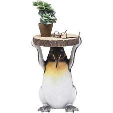 Kare Design 80621 Pinguin Beistelltisch Penguin Blumensäule Tisch Telefontisch