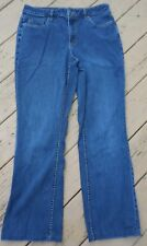 Coldwater Creek Womens Blue Jeans Size 12