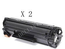 2X Toner Compatibile per HP CF283A LaserJet Pro MFP M125nw M127fn M225dn M125a