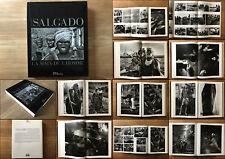 SEBASTIAO SALGADO - LA MAIN DE L'HOMME - SOLD OUT PHOTOBOOK