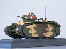 1:43 Char B1 Bis France 1940 Legends Armored Vehicles Tanks  + magazine #15