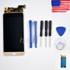 Gold Touch Screen Digitizer LCD Display For Samsung Galaxy J3 J320P/M/F FREE USA