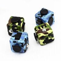 6-seitig Fidget Cube Spielzeug Stress Angst  Druckstress Relief Cube für Kind