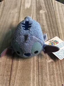 Disney Tsum Tsum Plush Toy ~Stitch 3.5 inch