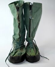 Military Mukluk Boots Size Small USGI Extreme Cold Weather Mukluks Shells Only