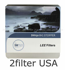 Lee Filters SW150 Big Stopper 10 Stop ND 3.0 Filter Glass ND1000 150x150mm